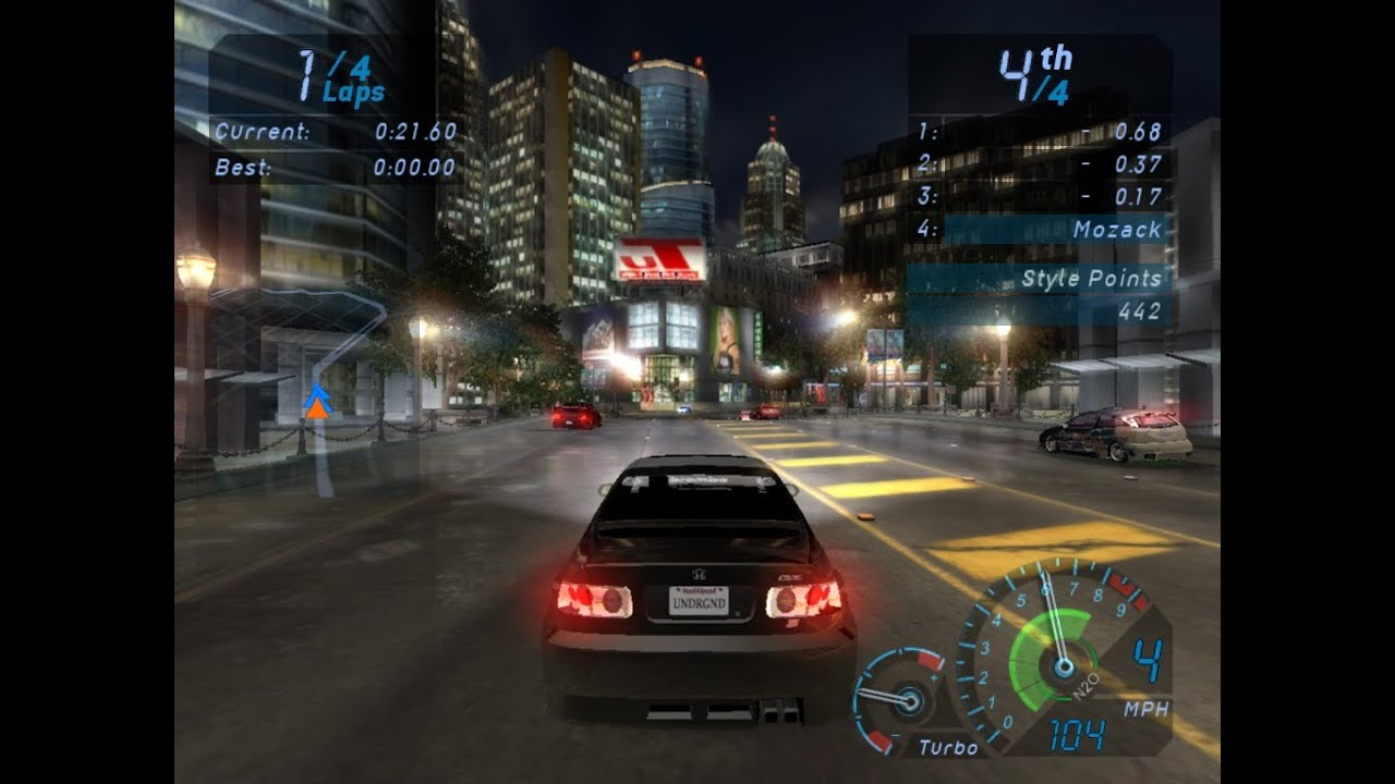 تحميل لعبة need for speed 2015 مضغوطة