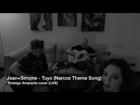 Jean+Simone - Tuyo (Narcos Theme Song LIVE)