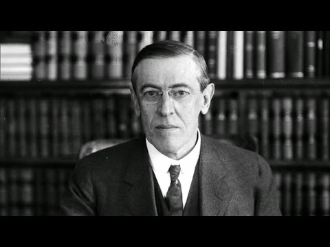 Woodrow Wilson: The great romantic