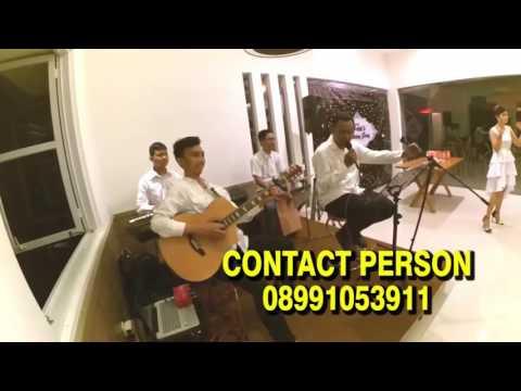Sayang (Acoustic Cover) - Pocokan Band Live at Fera's Birthday