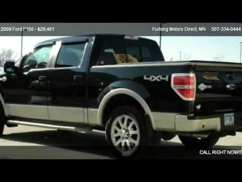 2009 ford f150 king ranch for sale in faribault mn 55021 youtube. Black Bedroom Furniture Sets. Home Design Ideas