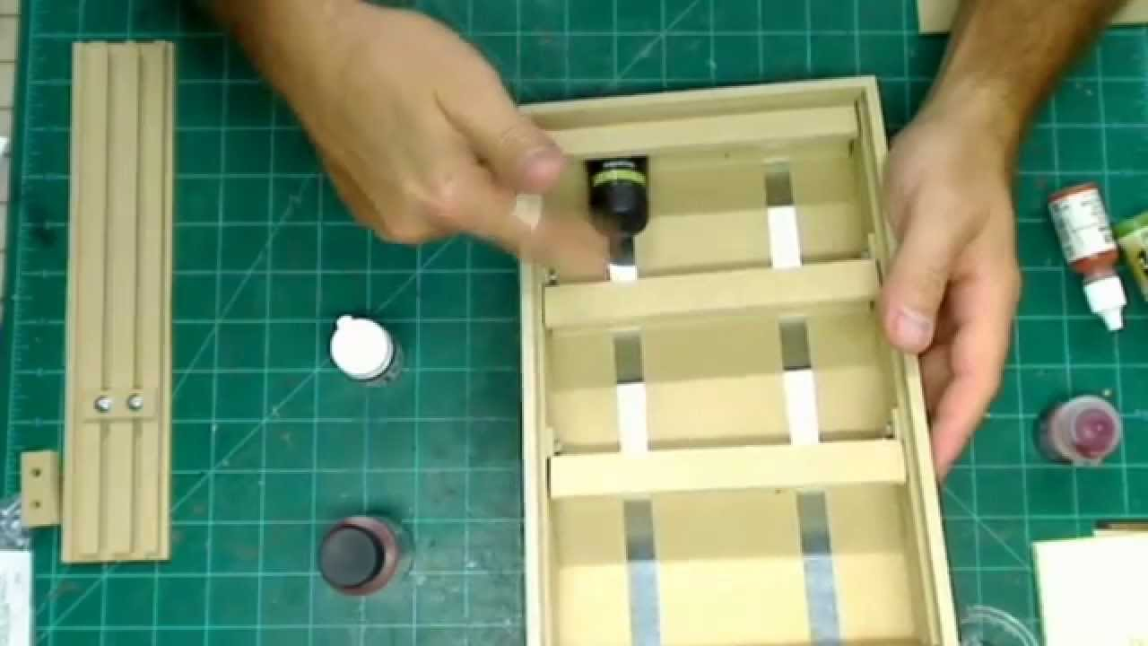 Custom Wargaming / Hobby Toolbox - Part 1 -Universal Paint Storage ...
