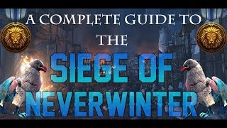 Neverwinter Events | A Complete Guide To The Siege Of Neverwinter