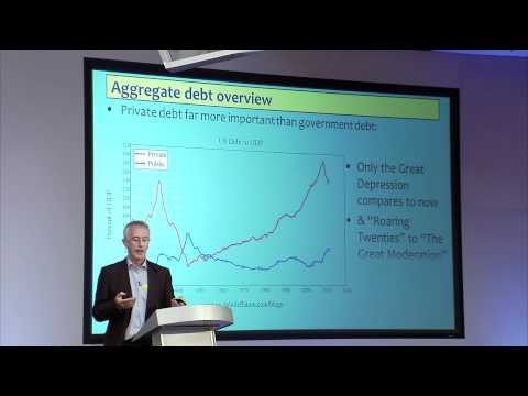 Steve Keen: Instability in Financial Markets 3/5
