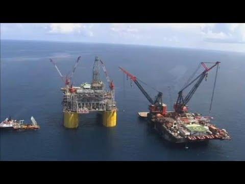 Kıbrıs Enerji Bakanı Lakkotripis: 6.parselde büyük bir doğalgaz yatağı keşfedildi 40