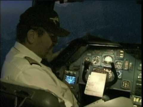 Cockpit LOCKHEED L1011-500 Tristar (2001)