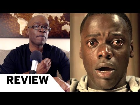 GET OUT Movie Review and Reaction To Rotten Tomatoes Score From A Black Conservative (NO SPOILERS)