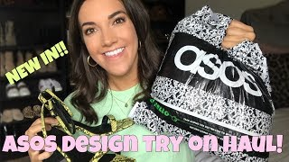 NEW IN FROM ASOS DESIGN | TRY ON HAUL