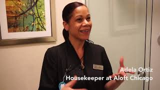 TraknProtect Safety Button -Housekeeper Testimonial video