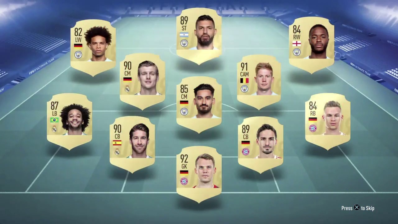 FIFA 19 – Ultimate Team Setup - Let s Get Started - Welcome to FUT ... 6b159c6b2