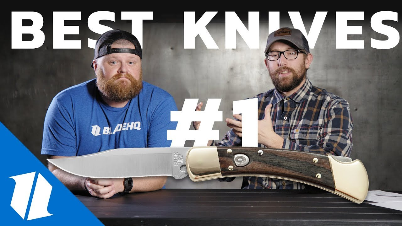 Buck Knives | Large Selection of 300+ Knives | BladeHQ