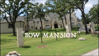ZIAS & B LOU EMPTY MANSION TOUR !!!