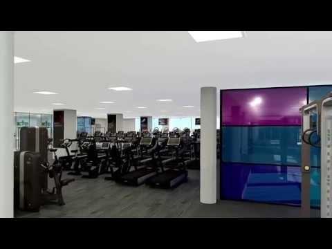 Take A Tour Of The Gym At Pancras Square Leisure Centre