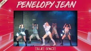 Blue Space Oficial - Penelopy Jean e Ballet - 22.09.18
