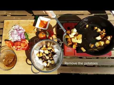 Grandma's Wambatu Stir-fry