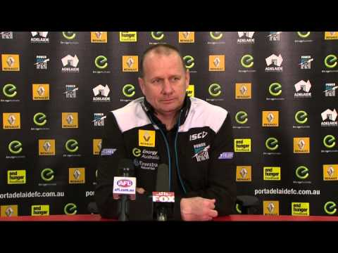 Ken Hinkley post game press conference - Round 21, 2014 v Gold Coast Suns