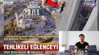 STAR TV DE HABERLERE ÇIKTIM (YALAN HABER) !!!