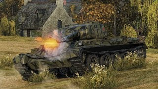 World of Tanks Blitz - T34-85 Rudy , T54 Mod 1 Almaya Değer mi ?