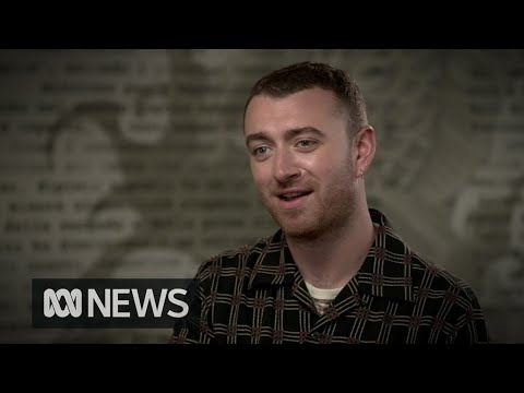 Singer Sam Smith On His Music And Being A Gay Man In 2018