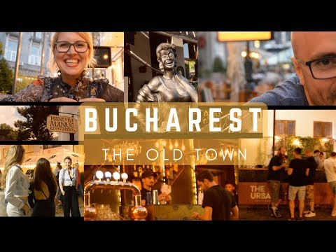Bucharest, Romania | Little Paris: The Old Town