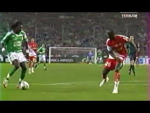 ASSE 4-0 Monaco - 38e journée de L1 2007-2008