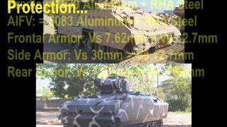 Dare to Compare --- M2A3 Bradley versus AIFV!
