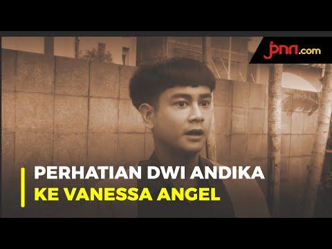 Dwi Andika, Mantan Kekasih Vanessa Angel Yang Tetap Perhatian