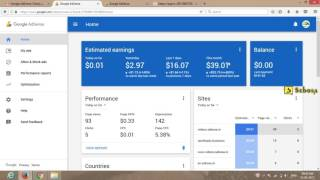 How to withdraw money from Google Adsense to your Bank account directly?