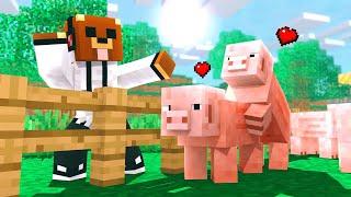 MI GRANJA ILEGAL | Minecraft #9