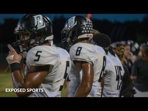 Bishop Lynch High School vs Centennial High School | Week 3 2018