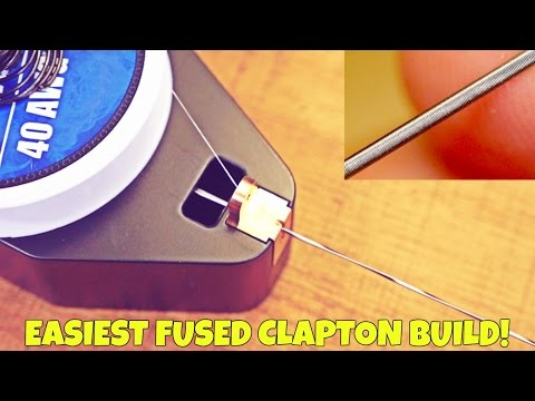 Easiest Fused Clapton Build Ever!! The DAEDALUS By Avid Artisan!