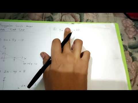 """membuat-grafik-persamaan-linier-dua-variabel-dengan-""""metode-tutup-tutup"""""""