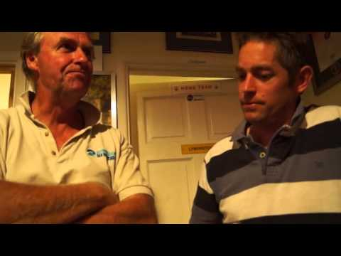 Lymington v Birmingham Bullocks post-match interviews