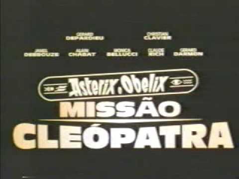 Trailer do filme Cleópatra, Rainha de César