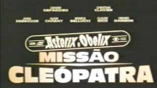 Asterix & Obelix - Missão Cleópatra (Trailer)