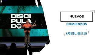 Apostol Jose Luis - Nuevos Comienzos