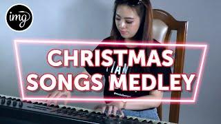 CHRISTMAS SONGS PIANO COVER MEDLEY - WINNIE OSCAR