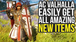 Easily Get All The New River Raids Rewards In Assassin's Creed Valhalla (AC Valhalla River Raids)