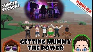 Roblox - Lumber Tycoon 2 - Immer Mama die Macht