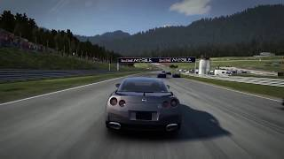 GRID 2 - PC Gameplay - Nissan GTR - Maxed Out on GTX 580