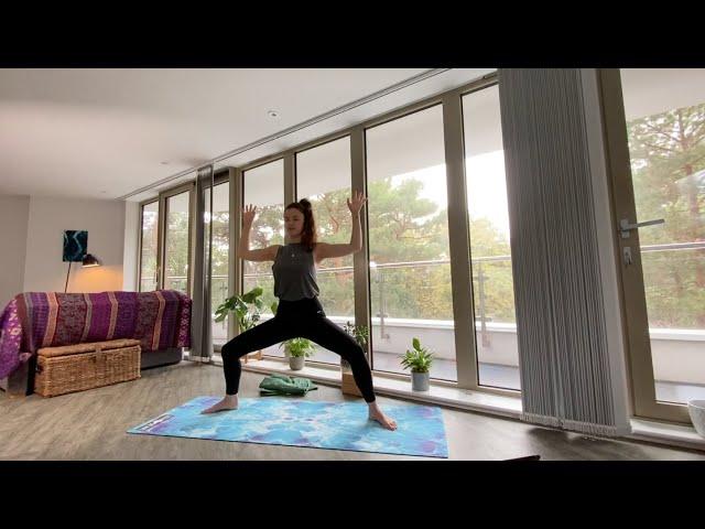 Gentle Root Chakra Yoga Flow