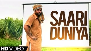 Babbu Maan - Saari Dunia [Full Official Video] Aao Saare Nachiye 4
