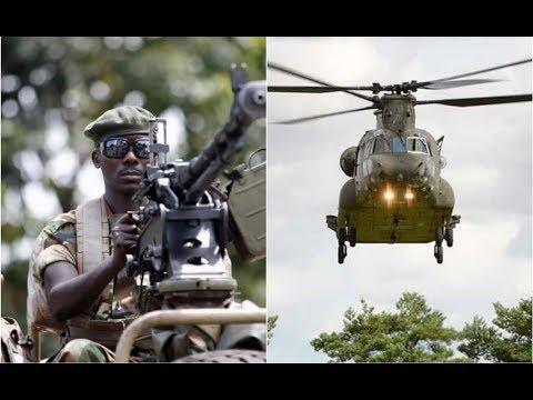 BURUNDI: RED TABARA Yagoswe n'igisoda bikomeye cyane nyuma yo kugaba igitero muri BUBANZA