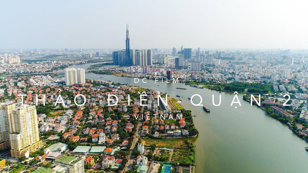 Một góc Quận 2 - Phường Thảo Điền
