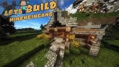 Mineneingang   Minecraft Tutorial [Haus im Berg]