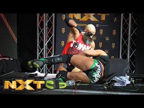Ciampa ambushes Gargano, paving the way for Aleister Black vs. Eric Young: WWE NXT, April 25, 2018