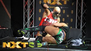 Ciampa ambushes Gargano, paving the way for Aleister Black vs. Eric Young: WWE NXT, April 25, 2018