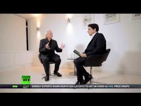John Pilger: 'Real possibility of a nuclear war', & 'I can't breathe' UK (EP 157)