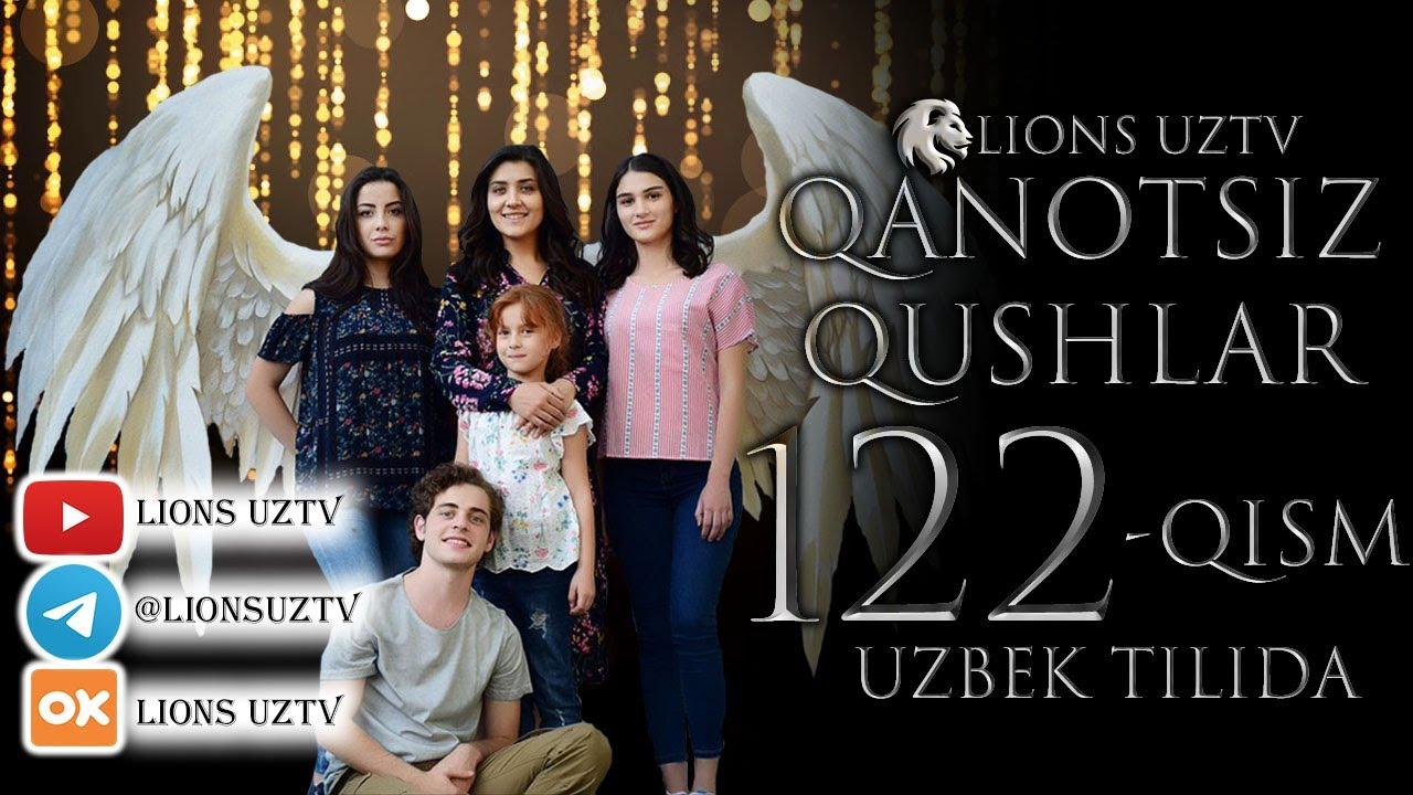 QANOTSIZ QUSHLAR 122 QISM TURK SERIALI UZBEK TILIDA | КАНОТСИЗ КУШЛАР 122 КИСМ УЗБЕК ТИЛИДА MyTub.uz TAS-IX