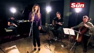Leona Lewis - Trouble Acoustic (Biz Sessions)